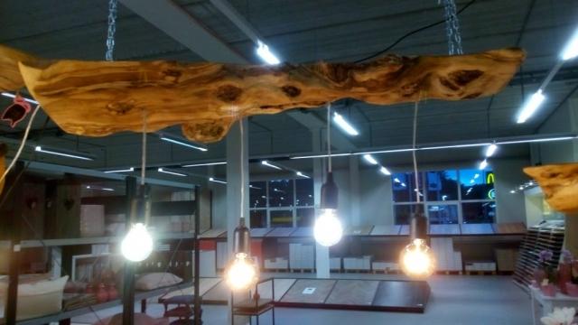 Lamp, handmade, handgemaakt, licht, ledverlichting, milieuvriendelijk, energiezuinig, uniek, Acaciahout, uniek